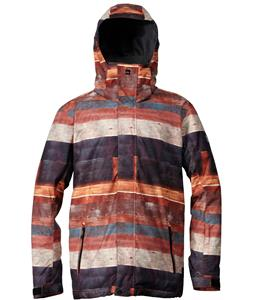 Quiksilver Mission Snowboard Jacket Wood World