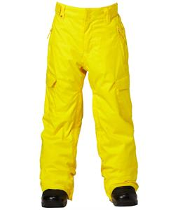 Quiksilver Porter Snowboard Pants Cyber Yellow