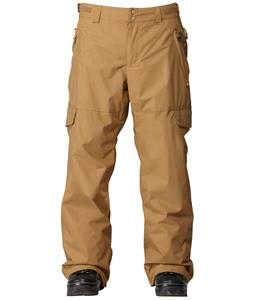Quiksilver Portland Insulated Snowboard Pants Ermine