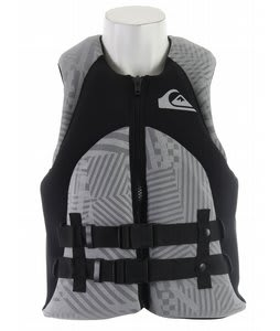 Quiksilver Rat Race Ignite USCG Vest Black