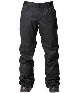 Quiksilver Reset Snowboard Pants Anthracite