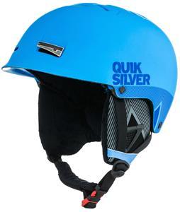 Quiksilver Skylab Snowboard Helmet Cyan Blue