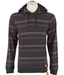 Quiksilver Snit Stipe Pullover Hoodie