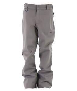 Quiksilver Tuff Spins Shell Snowboard Pants Smoke