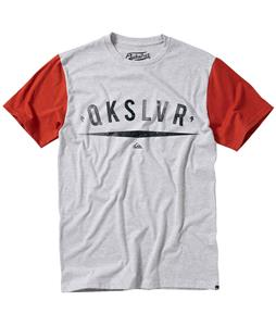 Quiksilver Admiral T-Shirt Athletic Heather/Brick