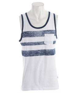 Quiksilver Automate Tank White