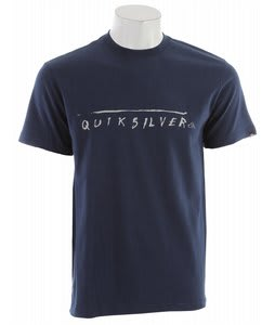 Quiksilver Backseat T-Shirt Navy