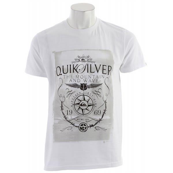 Quiksilver Balsa Guns T-Shirt
