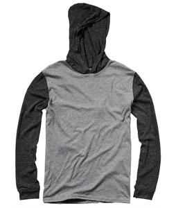 Quiksilver Blank Hooded L/S Shirt
