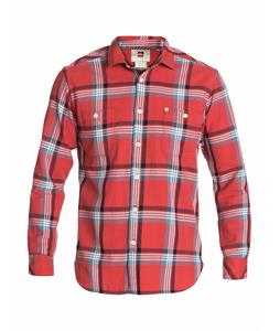 Quiksilver Boxfish L/S Shirt Baked Apple