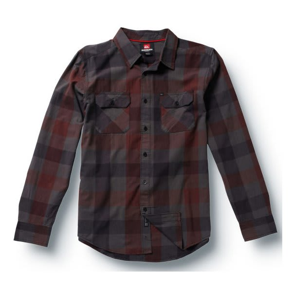 Quiksilver Buff Chip L/S Shirt
