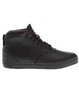 Quiksilver Buroughs Shoes Black/Gum