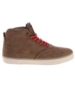 Quiksilver Buroughs Shoes Brown/Gum