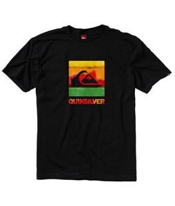 Quiksilver Chaos T-Shirt Black