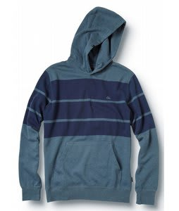 Quiksilver Chester Hoodie Seap Sea Blue