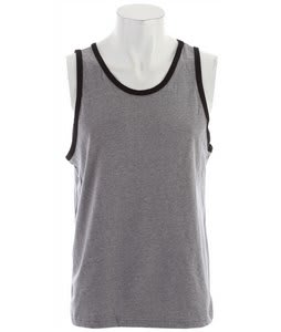 Quiksilver Choice Tank Smoke Heather