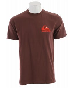 Quiksilver Clean Sweep T-Shirt Cabernet