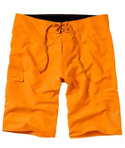 Quiksilver Crushing Boardshorts Retro Orange