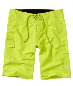 Quiksilver Crushing Boardshorts Retro Yellow