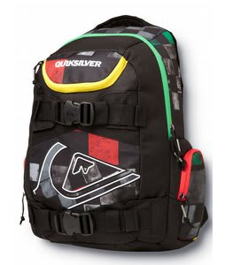 Quiksilver Derelict Backpack Rasta