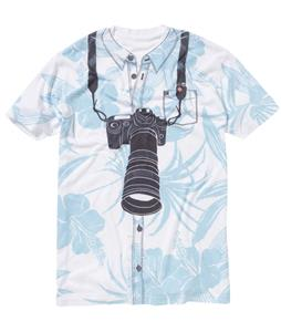 Quiksilver Document T-Shirt White