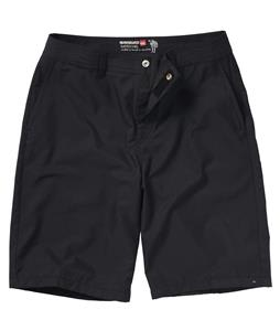 Quiksilver Dry Dock Shorts Black