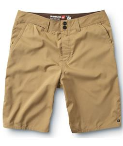 Quiksilver Dry Dock Shorts Khaki
