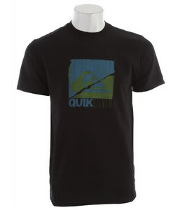 Quiksilver Everything Square T-Shirt Black
