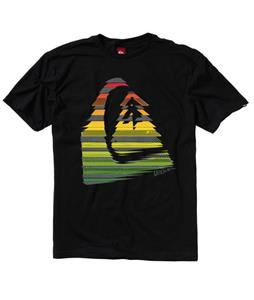 Quiksilver Fresh Cuts T-Shirt Black