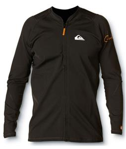 Quiksilver Front Zip SUP Jacket Black
