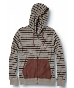Quiksilver Good Rev Hoodie Smoke