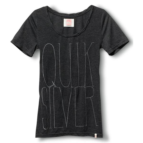 Quiksilver Hand Drawn Crew T-Shirt
