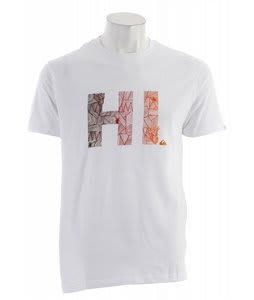 Quiksilver Hi Roach T-Shirt White