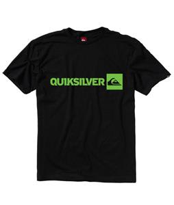 Quiksilver Industry T-Shirt Black