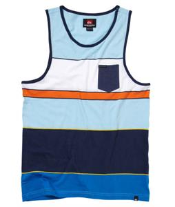 Quiksilver Kirkwood Tank Smith Blue