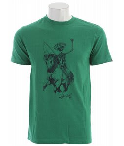 Quiksilver Last Ride T-Shirt Ivy