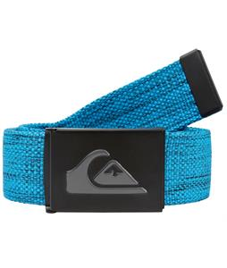 Quiksilver Loot Belt Reef Blue