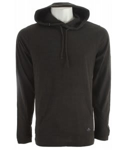 Quiksilver Lounge Hoodie Dark Charcoal