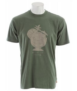 Quiksilver Mai Tai T-Shirt Green Heather
