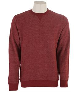 Quiksilver Major Crew Sweatshirt Cabernet