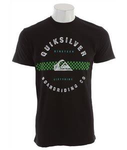 Quiksilver Manu Neon T-Shirt