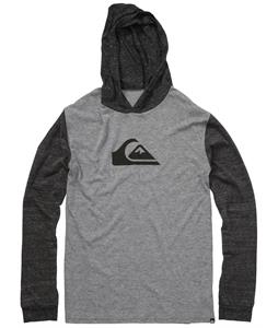 Quiksilver Mountain Wave L/S Hooded Raglan