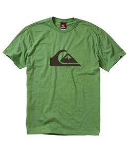 Quiksilver Mountain Wave T-Shirt Gecko Green