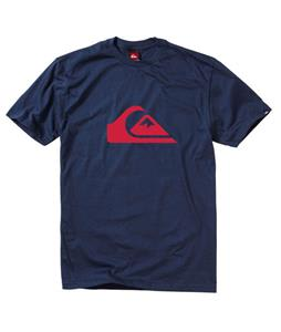 Quiksilver Mountain Wave T-Shirt Navy