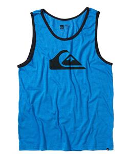 Quiksilver Mountain Wave Tank Blue Velvet Heather/Dark Charcoal