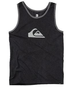 Quiksilver Mountain Wave Tank Charcoal Heather
