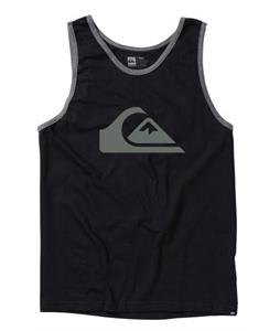 Quiksilver Mountain Wave Tank Dark Charcoal/Smoke Heather