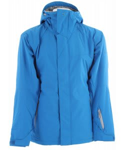 Quiksilver Next Mission Solid Snowboard Jacket Pacific