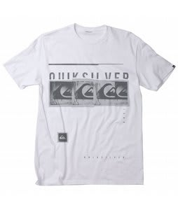 Quiksilver No Regrets T-Shirt White