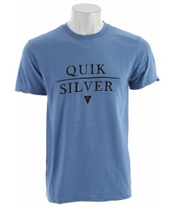 Quiksilver Not Equal T-Shirt Cielo Heather